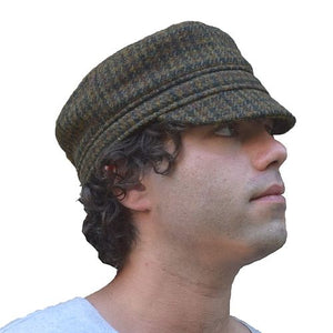 Puffin Gear Harris Tweed Croft Cap - Made in Canada