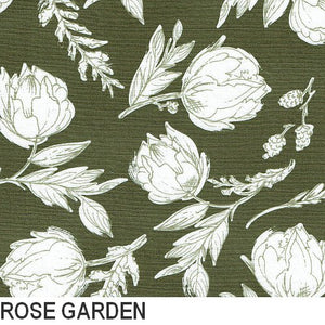 Puffin Gear I Must Have Flowers-Rose Garden-Made in Canada