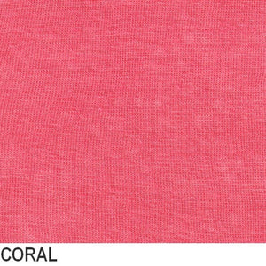 Puffin Gear Linen Jersey-Coral