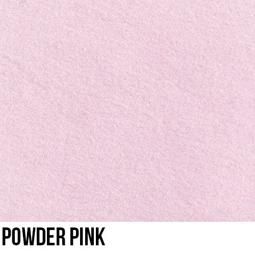 Puffin Gear Polartec Classic 200 Fleece - Powder Pink - Made in Canada