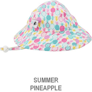 Puffin Gear Infant Sun Protection Sunbeam Hat-Liberty of London-Summer-Pineapple