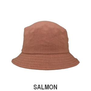 Sun Protection Bucket Hat - Patio Linen