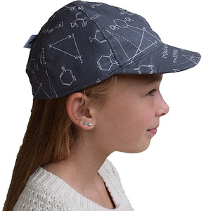 I Love Science Child Cap
