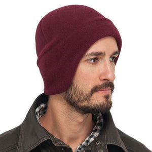 Puffin Gear Blizzard Hat-Polartec Classic 200 Fleece-Made in Canada