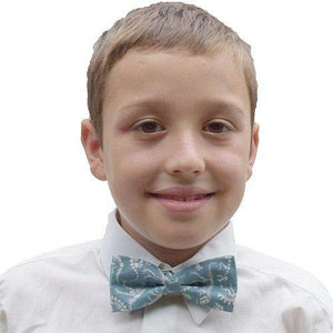 Puffin Gear Child Bow Tie-Paleontologist-Made in Canada