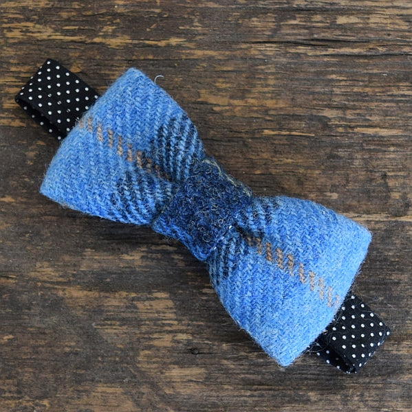 Puffin Gear Harris Tweed Men's Bow Tie - Made in Canada