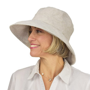Puffin Gear Hemp Garden Sun Protection Hat-UPF50-Made in Canada