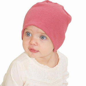 Puffin Gear Hemp Jersey Infant Beanie-Made in Canada