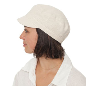 Puffin Gear Hemp Sun Protection Cap-UPF50-Made in Canada