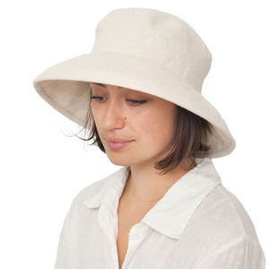 Puffin Gear Hemp Sun Protection Garden Hat-UPF50-Made in Canada