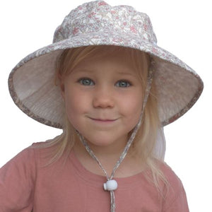 Puffin Gear Child Sunbaby Sun Protection Hat-UPF50-Made in Canada