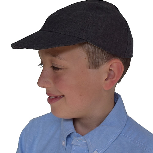 Puffin Gear Linen Canvas Child Cap-Made in Canada