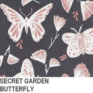 Puffin Gear-Organic Cotton-Secret Garden-Butterfly