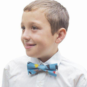 Puffin Gear Organic Cotton Child Bow Tie-Made in Canada