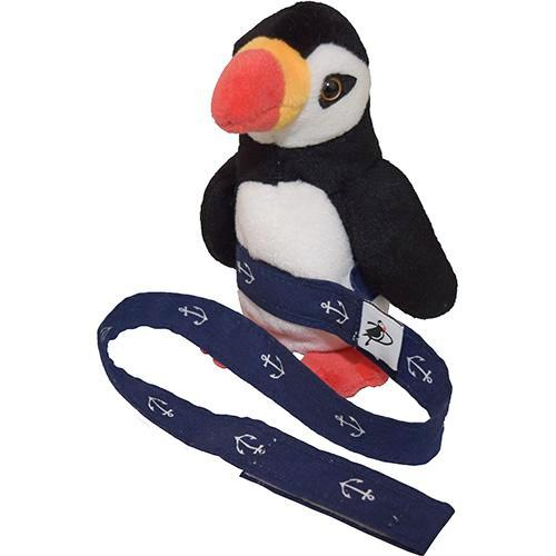 Puffin Gear Cotton Print Toy Strap-Made in Canada