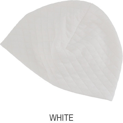 Puffin Gear Alpine Quilt Skullcap-White-Made in Canada