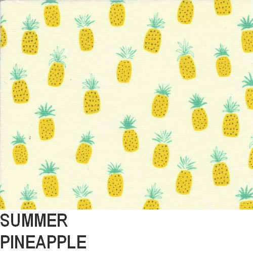 Puffin Gear Summer Pineapple Print-Child Sun Protection Hat