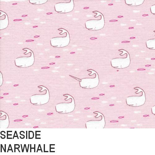 Puffin Gear Seaside Narwhale Print