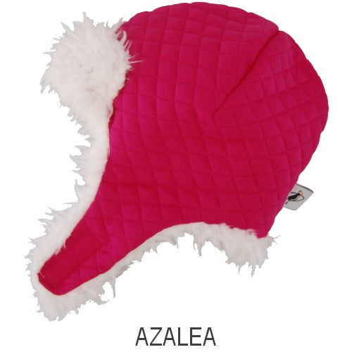 Puffin Gear Alpine Quilt Snow Helmet-Azalea-Made in Canada