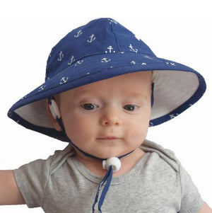 Puffin Gear Sun Protection Infant Sunbeam Hat-UPF50+-Made in Canada