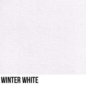 Puffin Gear Polartec Classic 200 Fleece -Winter White - Made in Canada