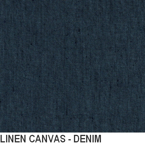 Puffin Gear Linen Canvas - Denim