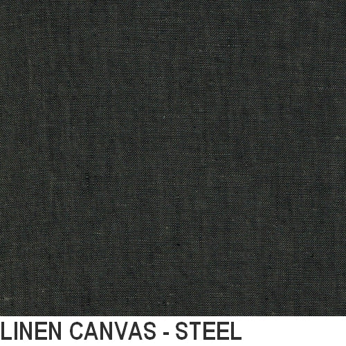 Puffin Gear Linen Canvas - Steel