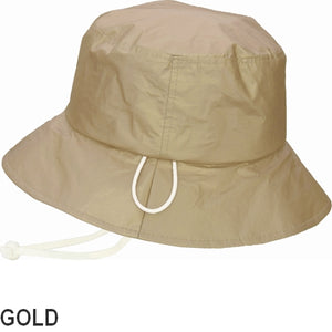 Puffin Gear Tyvek Rain Hat - Gold - Made in Canada