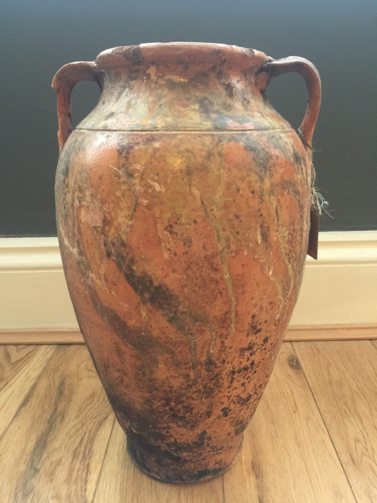 Characterful Terracotta Pot