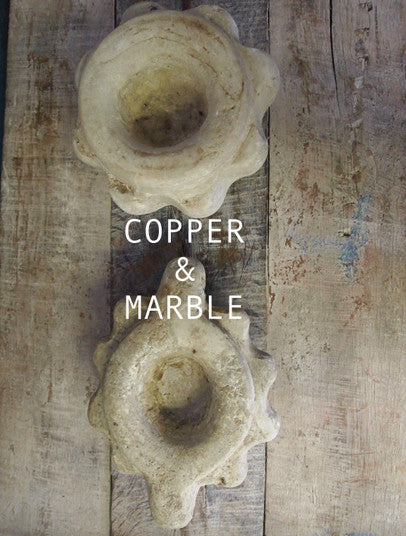 Copper & Marble