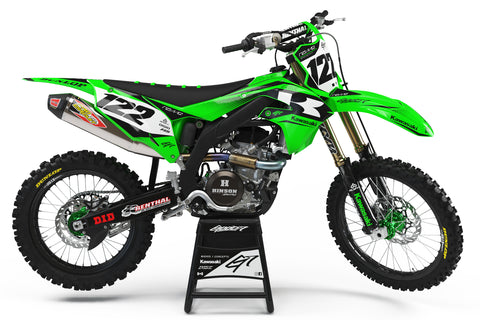 Kawasaki KLASH | GREEN