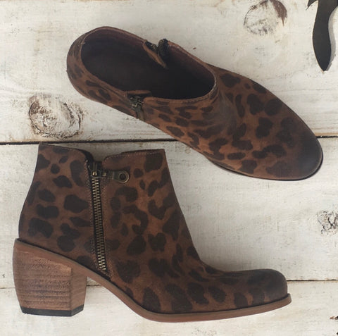 The Reba Cheetah Bootie - PRE ORDER