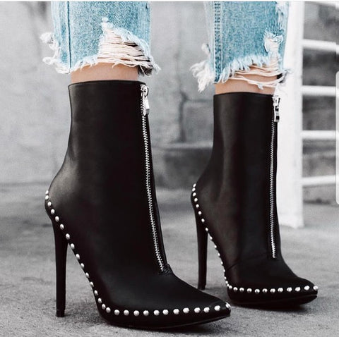 The Charolette Bootie