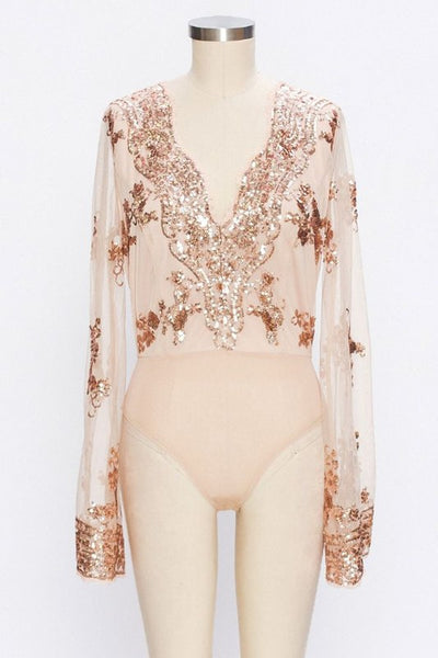 The Vegas Nights Bodysuit