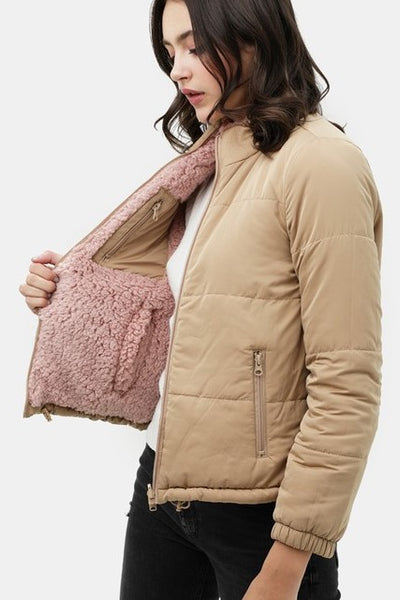 The Reversible Sherpa Puffer