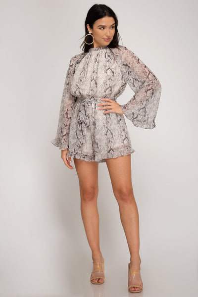 The Adele Romper