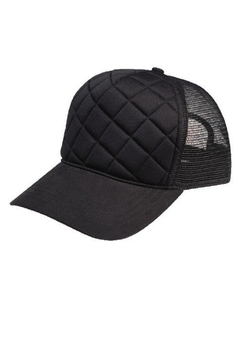 The BWD Cardi Trucker Cap
