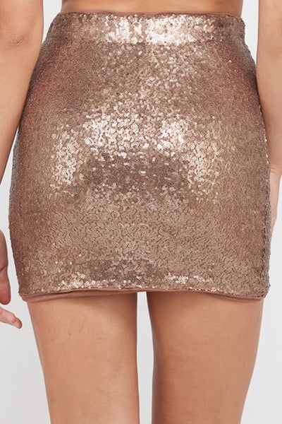 The Senita Sequin Mini