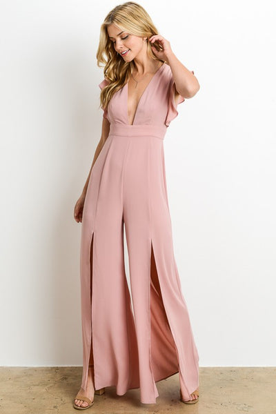 The Rose Jumpsuit