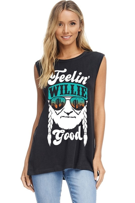 Feelin Willie Good Tank