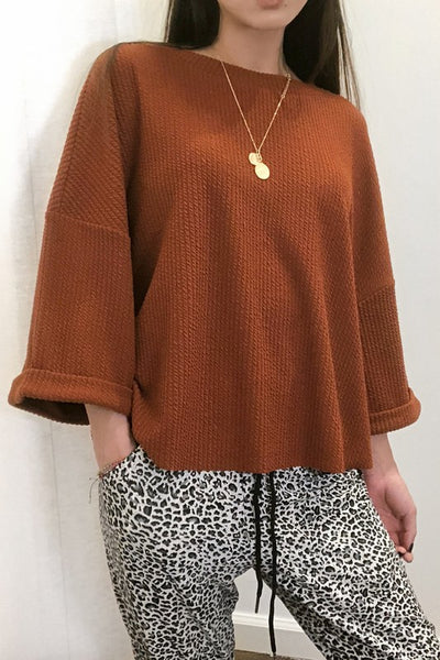 The Aspen Light Sweater