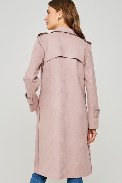 The Ash Spring Trench Coat