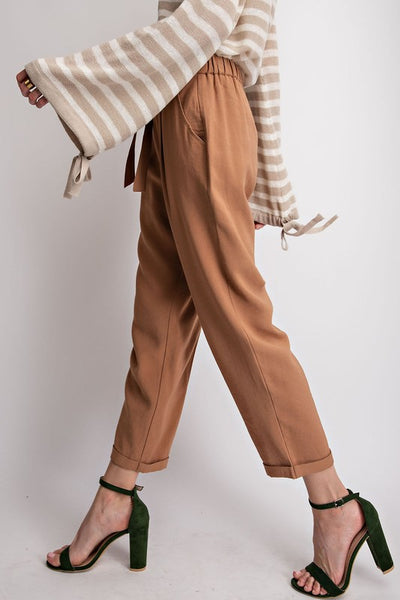 The Charlie Paperbag Pant