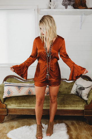 The Tinsley Romper
