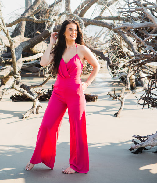The Venetian Spring Jumpsuit