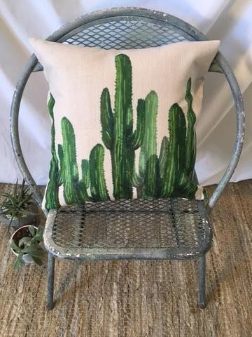 Saguaro Pillow Cover