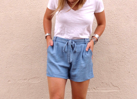 "The Tencel Tie ""Mom Short"""