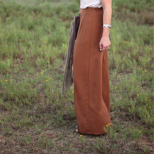 The Addie Trouser