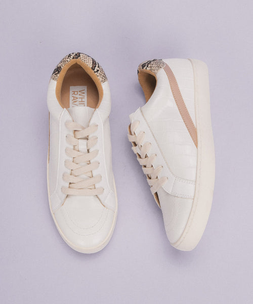 The Elise Lo Profile Sneaker