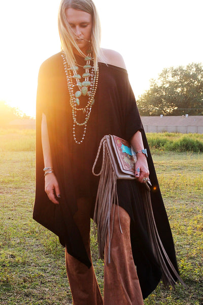 Poncho & Lefty Tunic